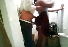 Gode anal dans la film porno entier vf salle de bain